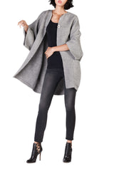 Agnona - Grey Overcoat