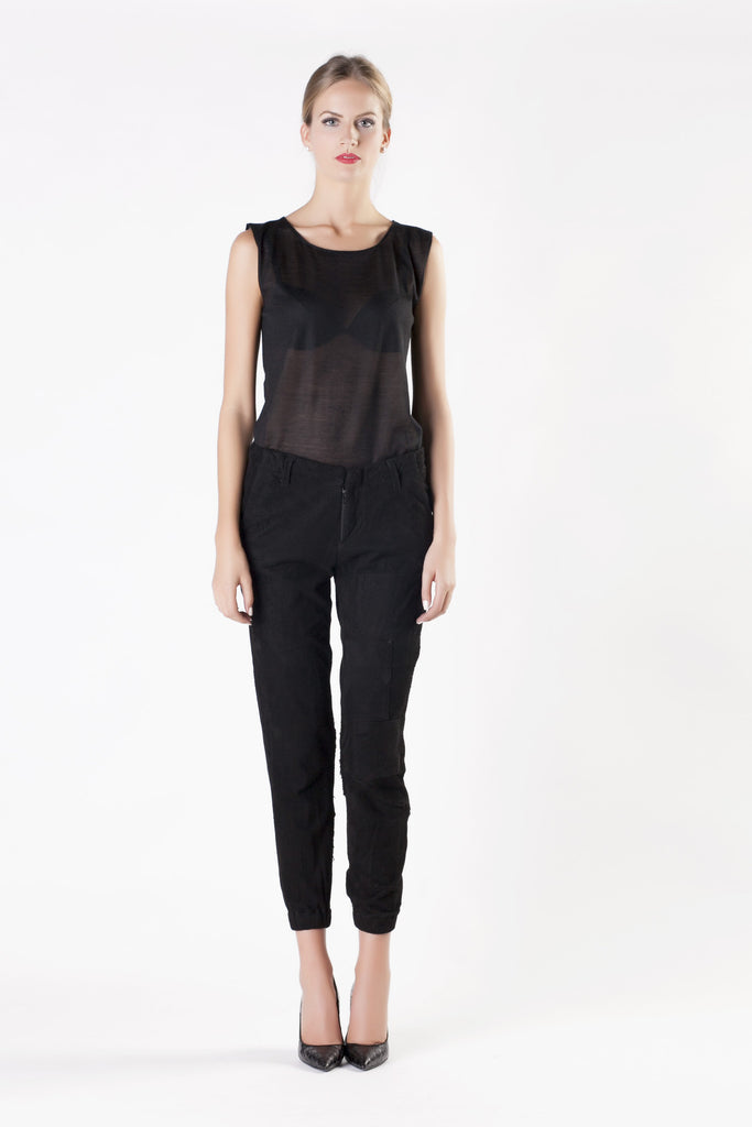 Greg Lauren - Black Pants