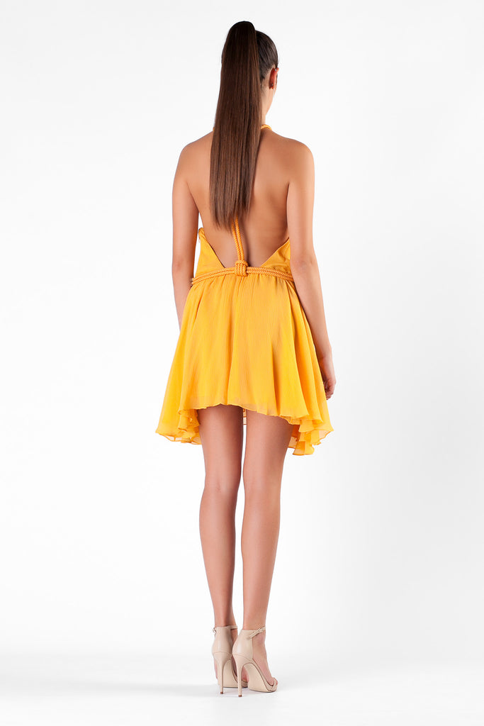 Jay Ahr - Yellow Dress