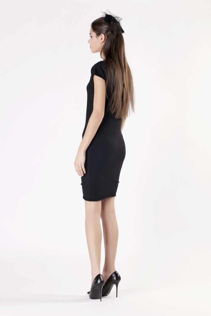 Leetha - Black Dress