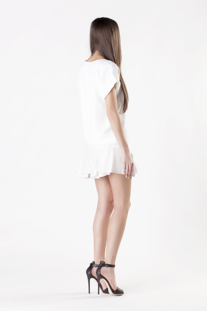 Jay Ahr - White Dress