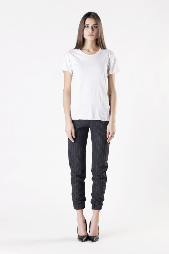 Greg Lauren - White T-Shirt