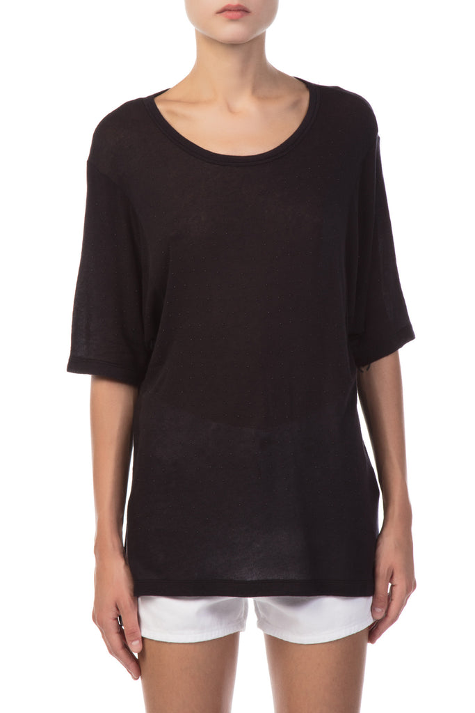 IRO - Dway Black T-Shirt