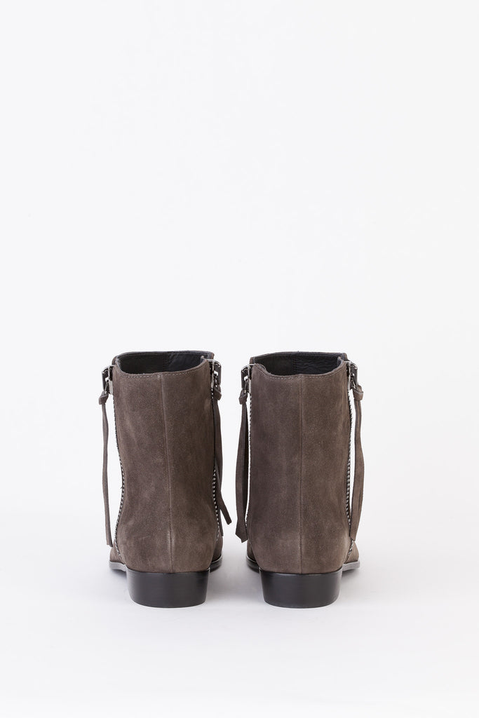 Giuseppe Zanotti - Bison Suede Boots