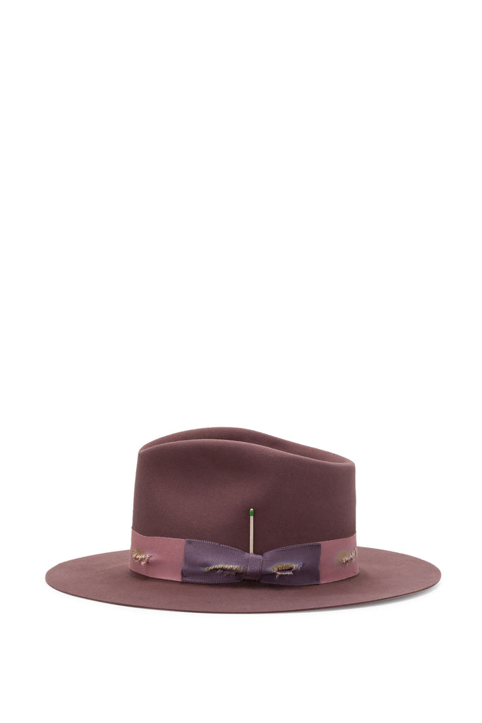 Nick Fouquet - Lavendra 374 Hat