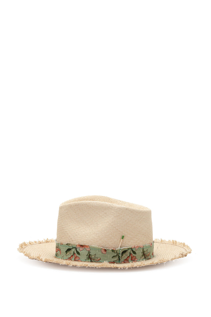 Nick Fouquet - L'Ile Moustique Straw Hat