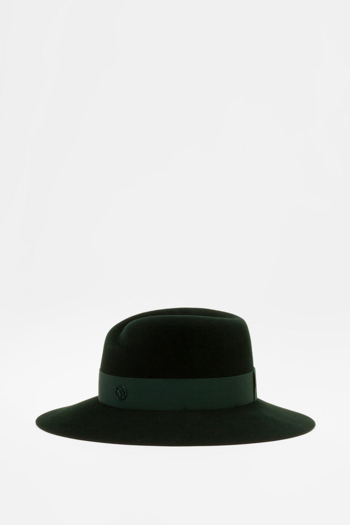 Maison Michel - Virgine Green Hat