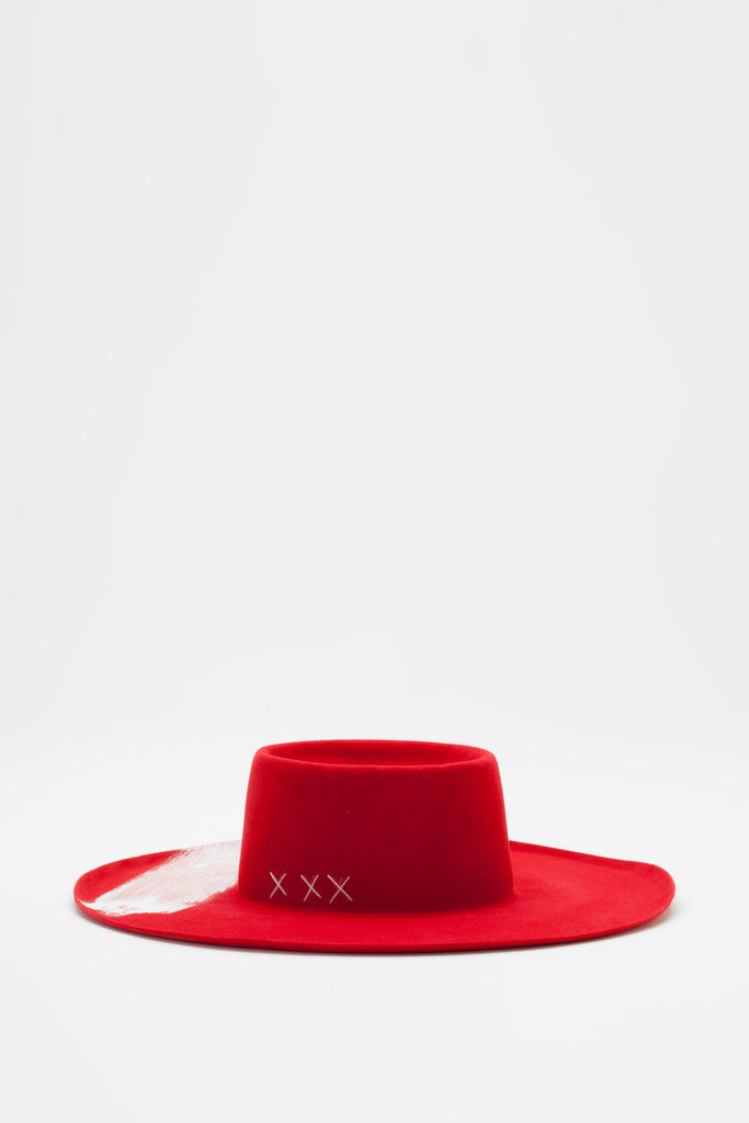 Nick Fouquet - Red Mountain Red Hat