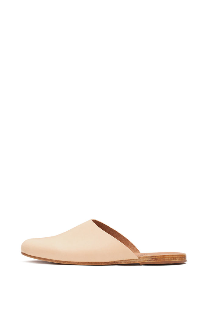 Ancient Greek Sandals - Pasoumi Nude Mules