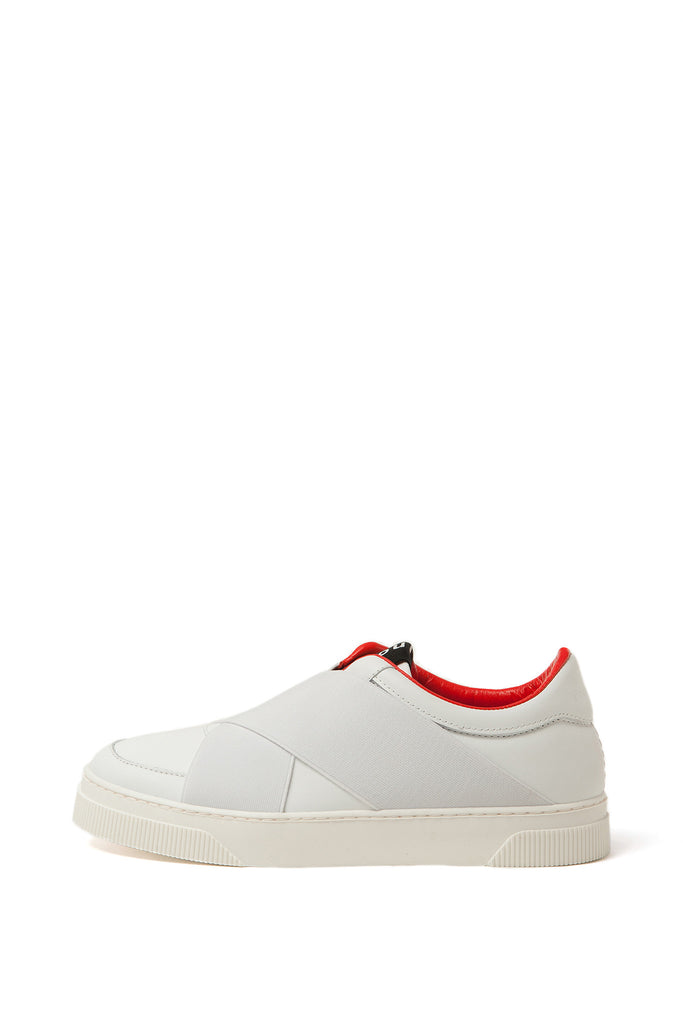 Proenza Schouler - Softy Calf White Sneakers