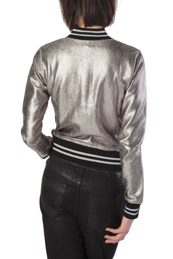 R13 - Silver Roadie Jacket