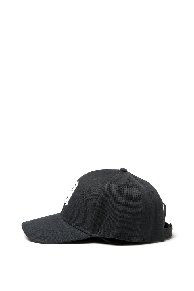 R13 - Black Strapback Hat