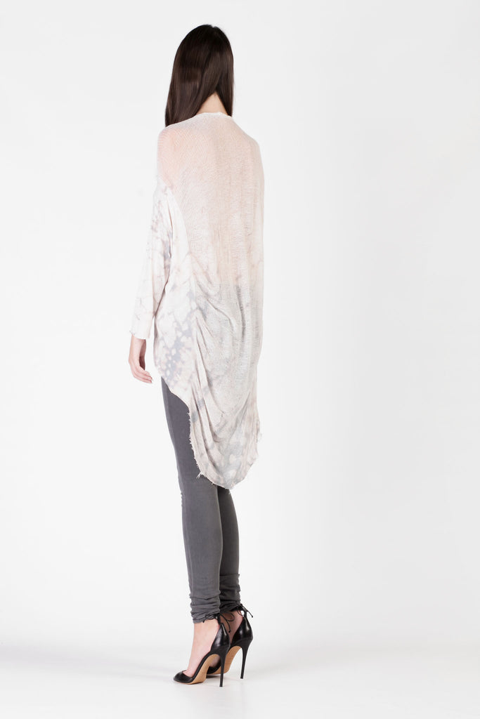 Raquel Allegra - Garzed Back Top