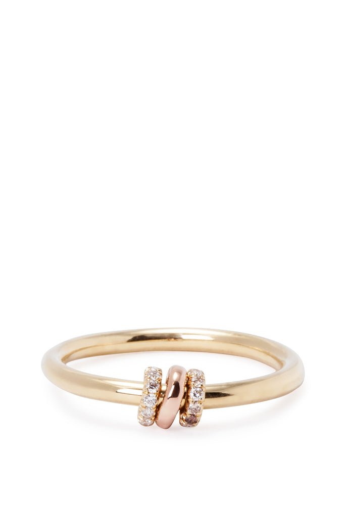 Spinelli Kilcollin - Sirius MX Gold Ring