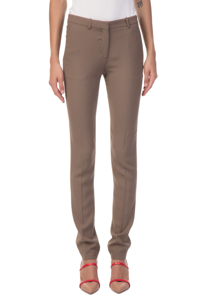 Theory - Straight Brown Pants