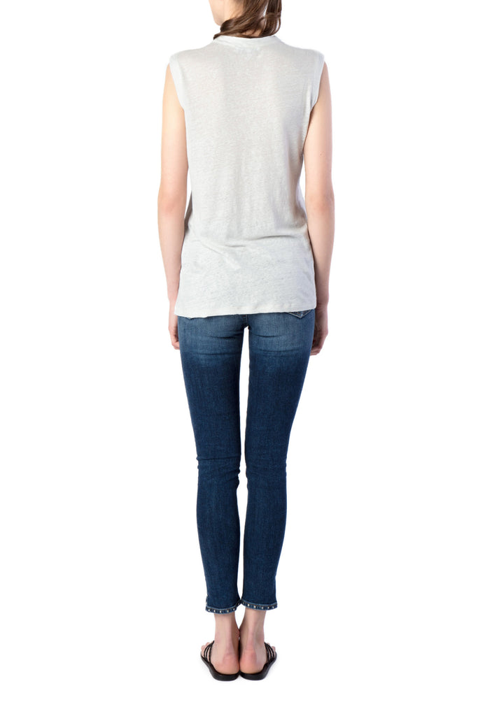 IRO - Tissa Cloudy White Top