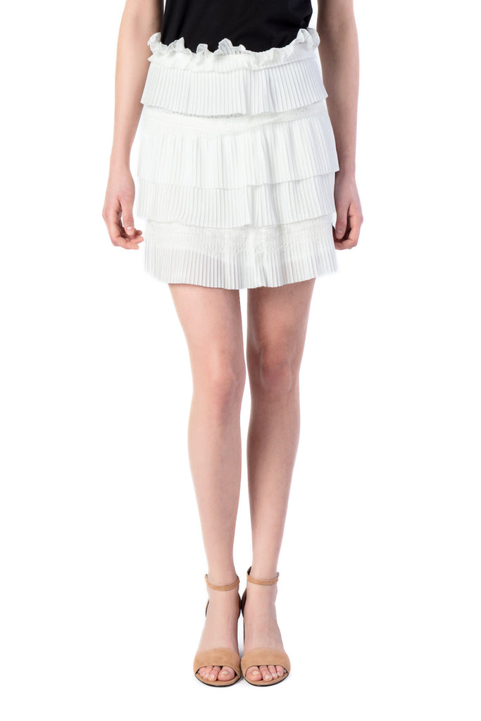 IRO - Sevy White Skirt
