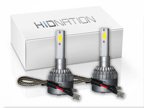 H3 LED HEADLIGHT KIT