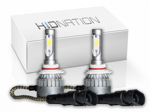 9006 LED HEADLIGHT KIT