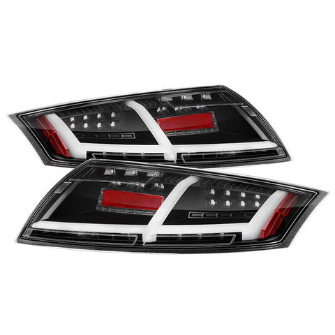 Audi TT 08-14 LED Tail Lights - Smoke