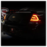 Chevy Impala 06-13 / Impala Limited 14-16 LED Tail Lights - Smoke