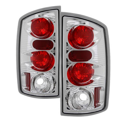 Euro Tail Lights 2002-2006 Dodge Ram Spyder Automotive 5002532