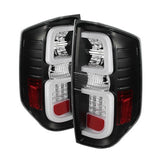 ( Spyder ) Toyota Tundra 2014-2019 Light Bar LED Tail Lights - Black Smoke