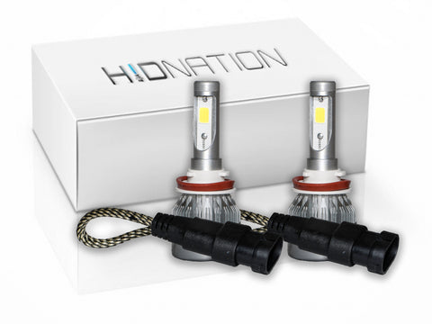 H11 LED HEADLIGHT KIT