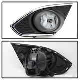 GMC Sierra 1500 2014-2016 ( don't fit 2500/3500 ) OEM Fog Light without switch - Clear