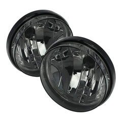OEM Fog Lights wo/Switch 2007-2013 GMC Sierra 1500/2500/3500 HD Spyder Automotive 5043269