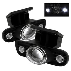 LED Projector Fog Lights w/Switch 1999-2002 GMC Sierra 1500/2500 Spyder Automotive 5021458