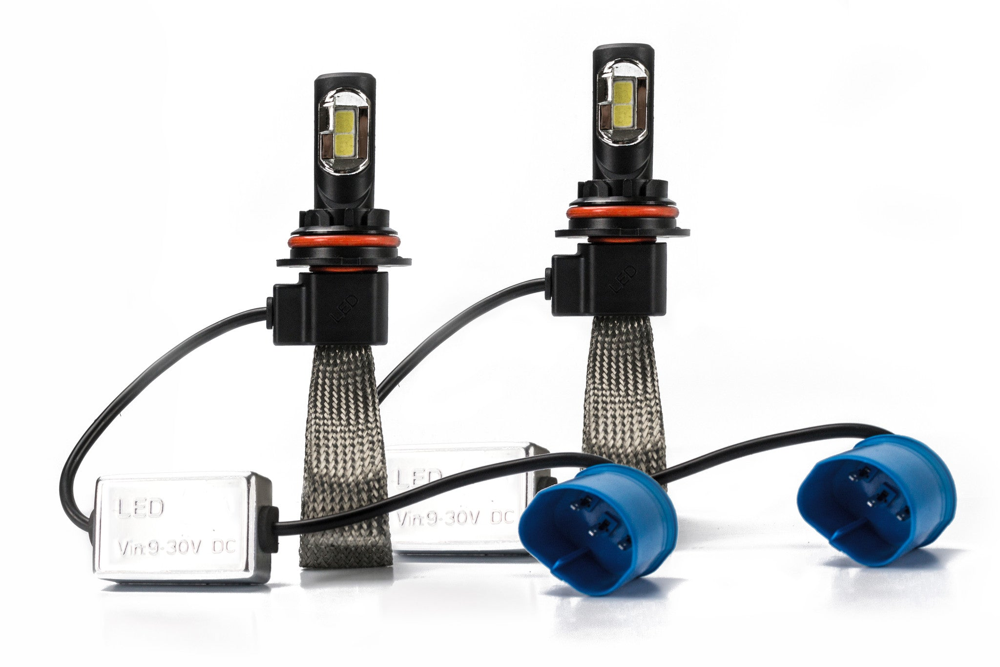 9007 LED CONVERSION KIT | HIDNation.com H H Wiring Diagram on
