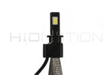 H3 Motorcycle LED Light Kit