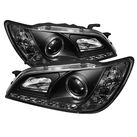Halo DRL Projector Headlights 2001-2005 Lexus IS300 Spyder Automotive 5029898