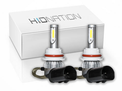 9007 LED HEADLIGHT KIT