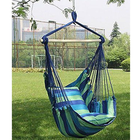 Elegant Exotic Hammock with 2 Pillows