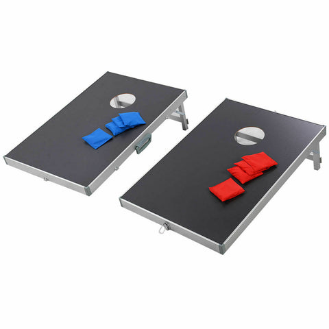 Bean Bag Toss Cornhole Game Set Tailgate Regulation W/ Carrying Bag