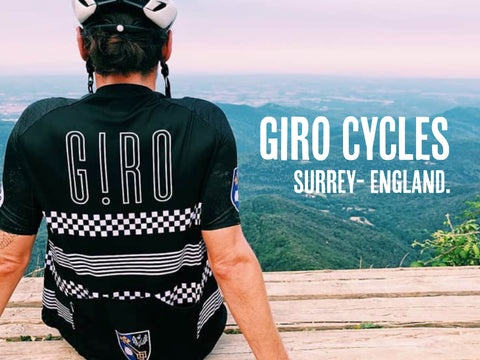 Attaquer Custom Cycling Kit Design Giro Cycles