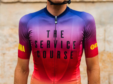 Attaquer Custom Cycling Kit Design Spain