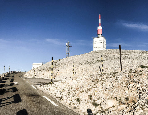 Mont Ventoux Attaquer Cycling