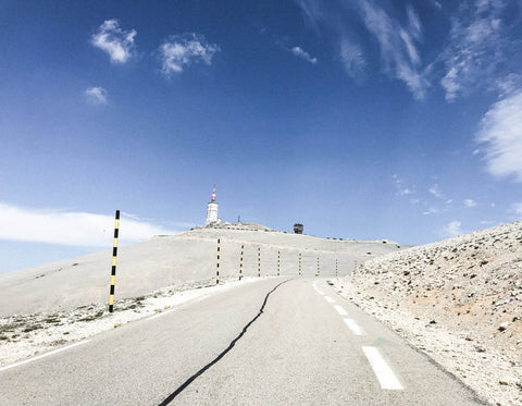 Mont Ventoux Cycling Everesting