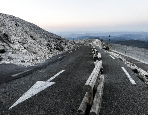 Mont Ventoux Everesting Cycing