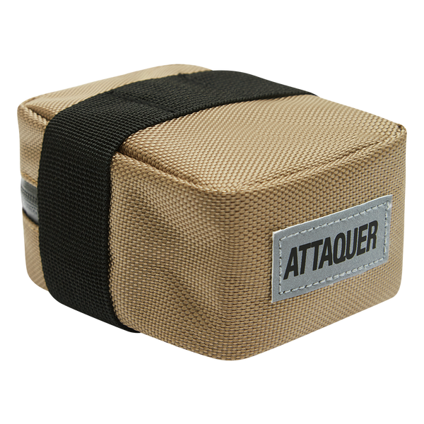 Attaquer All Day Saddle Bag Tan main