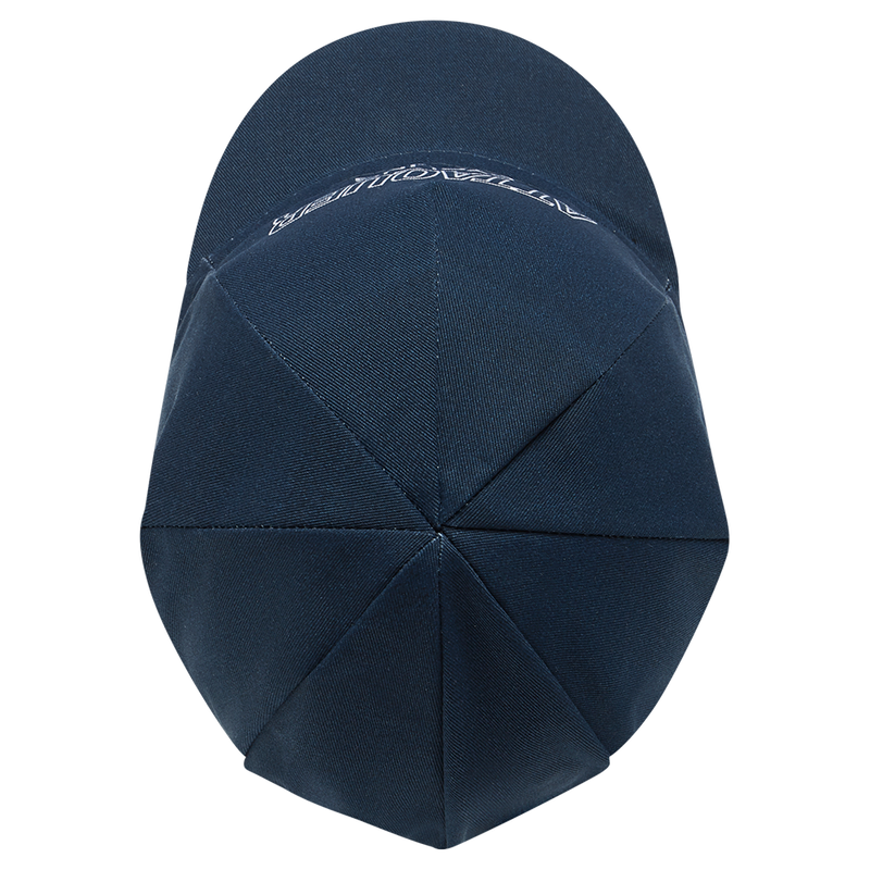 All Day Logo Cap Navy detail