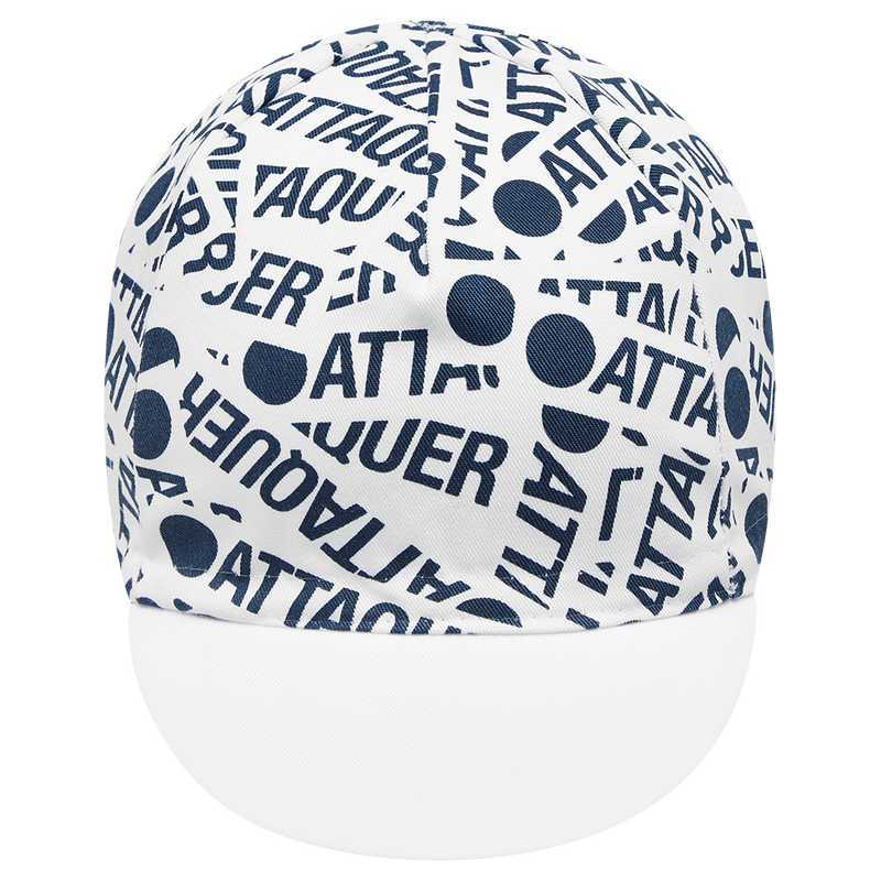 F*ck Yeah Sticker Cap White/Navy detail