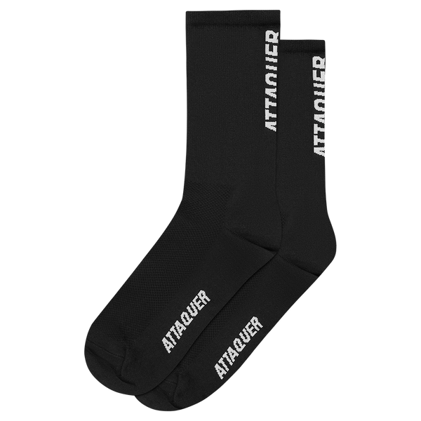 Attaquer Socks black main