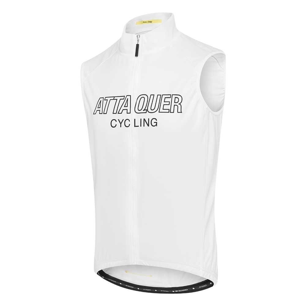 Attaquer Mens Outliner Gilet main