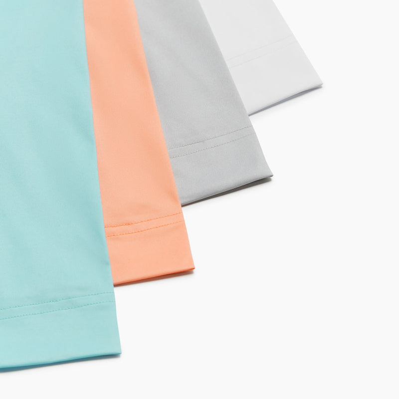 Attaquer Womens A-Line Jersey Salmon detail
