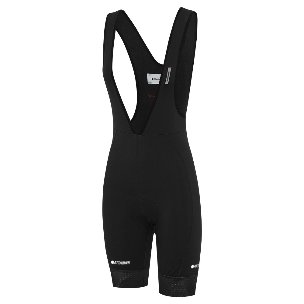 Attaquer Womens Winter Bibs Black main