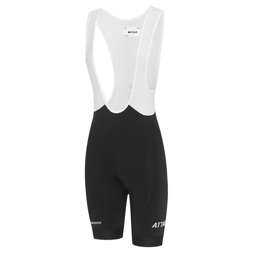 Attaquer Womens Bibs Black White main